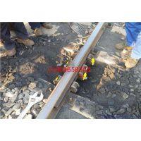 厂家直销铁路工务器材 急救器 50轨急救器 无孔夹板汇能