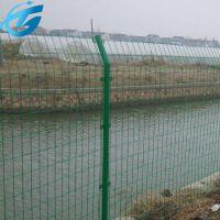 双边丝防护栅栏 高速公路围栏网