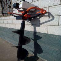 电线杆子路灯挖坑机 花果园林种树打洞机 慧聪机械直销铲头式移苗机价格11