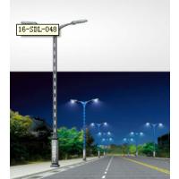 北京新款双臂路灯杆厂家生产