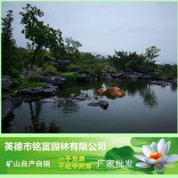 湖南太湖石产地 园林太湖石价格 湖边驳岸景观石 广东假山石产地