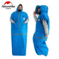 naturehike挪客睡袋成人户外运动旅行秋冬季加厚保暖室内露营隔脏