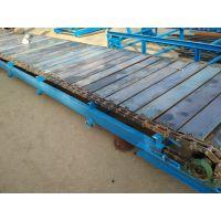 纸机链板输送机型号厂家推荐 链条链板输送机结构定制厂家扬州