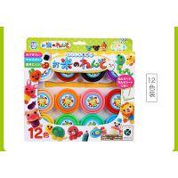 婴童用品专营商供应的彩泥-日本银鸟12色