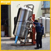 厂家直销 新疆水处理304机械过滤器 批量出售,价格更实惠 广旗牌