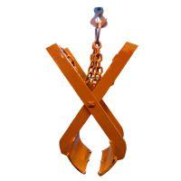 水泥混凝土电线杆子吊车夹子 电线杆装卸用夹子勾厂家直销