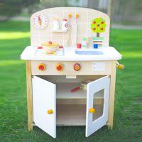 厂家直销 粉红小家具 男女过家家玩具 木制益智儿童玩具 地摊批发