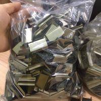 胥口厂家直销可加工定制PE带 塑钢带专用铁皮打包扣