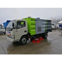 东风国五5吨扫路车 程力扫路车厂家直销 东风5吨扫路车哪里买