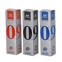 批发真彩文具GR-009中性笔芯0.5mm子弹头通用替芯黑红蓝三色可选