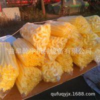 潍坊7模具出料膨化机 三相电玉米制作机