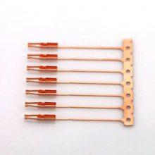专业生产黄铜端子 精密冲压件 定做保险丝端子