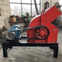 移动式小型锤式破碎机大型石灰石锤式碎石机大口径锤式制砂机