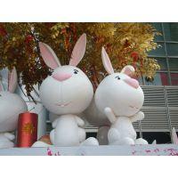 2018西安情人节道具泡沫雕塑