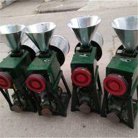 杂粮粉加工设备小钢磨 立式锥形磨面机