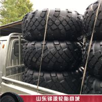 重型越野炮车轮胎1200*500-508 1300*530-533 1500*600-635