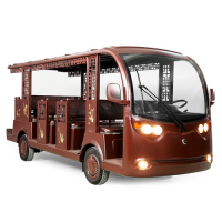 汕头14人座仿古(海豚)旅游观光车 LT-S14.G 厂家供应