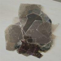 驰霖出售 枣庄市电子仪器绝缘垫片 云母垫片 透明云母片厂家直销