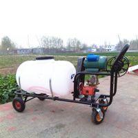 昆明农用高压打药机生产批发 四轮推车喷雾器