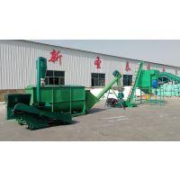 大型牛场用饲料机组 颗粒机组圣泰牌 提供技术