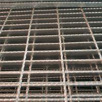 镀锌格栅盖板 镀锌水沟盖板图片 污水处理厂平台钢格板