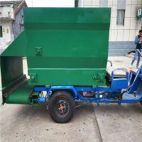 新款轻卡撒料车 箱斗式电动撒料车生产厂家 澜海