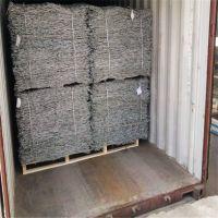 加筋石笼网规格 六角网石笼网 格宾网挡土墙