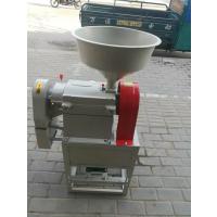 齐齐哈尔多功能组合打米机 稻谷去皮工厂
