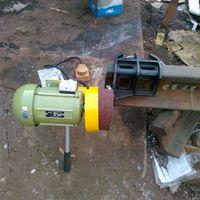 DM-I型电动钢轨端磨机铁路钢轨打磨机具电动端磨机程煤