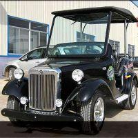 厂家直销AS-004 4人座公园景区观光电动老爷车看房车