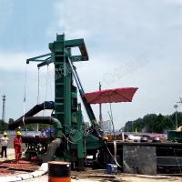 履带式反循环钻机 一尺口径反循环打桩机 桥梁桩基础用钻井机厂家直销