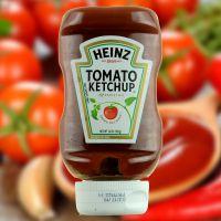 亨氏进口番茄酱397g 美国原装进口番茄沙司 意大利面酱料番茄披萨