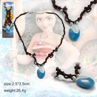 海洋奇缘Moana莫阿娜公主 莫亚娜同款项链吊坠饰品 首饰周边
