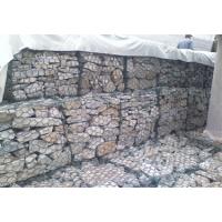 四川河道综合治理格宾石笼价格 镀锌格宾笼厂家