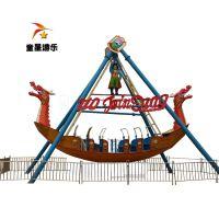 湖南公园游乐项目图片海盗船童星品牌值得信赖