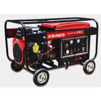 TOTO300A发电电焊机,大泽动力300A汽油发电电焊机