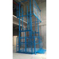 新圩镇工厂阁楼用2层升降货梯 鸿力厂家定做液压升降台