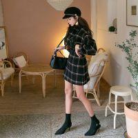 维依杭州尾货批发市场在哪折扣 广州十三行品牌女装批发网尾货卡其色连衣裙