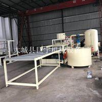 硅质板设备 渗透型硅质聚苯板生产线
