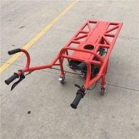 市场采购代理搬运车 独轮灵巧轻便推车 奔力STC-JG