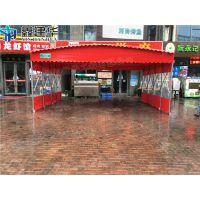 临淄区活动推拉雨棚厂家直销_布移动伸缩雨篷效果图