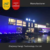 厂家直销定制耐候钢可移动集装箱售楼部展厅