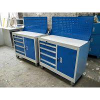 锦盛利1783 全钢制工具柜,组合工具车,车间组装搬运工具车