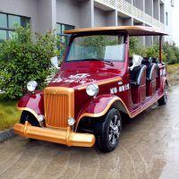 安徽厂家直销11座四轮电动观光车公园巡逻车景区旅游代步车