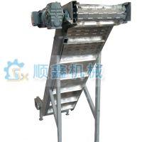 顺鑫供应S-12-24型金属链板提升机样式 可加工定制