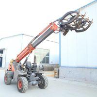 大量供应高质量低成本挖掘机 伸缩臂叉车 经久耐用可伸缩搬运车