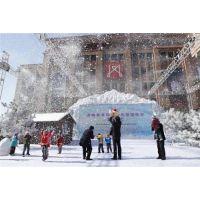 广州新亮点舞台特效雪花机租赁 庆典仪式启动道具出租