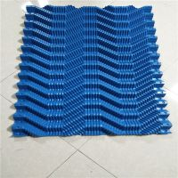 供应用于方形冷却塔的S波蓝色填料 冀州亿恒