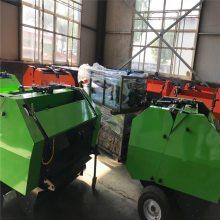 吉林玉米秸秆捡拾捆草机市场售价 苞米秸秆捡拾打草机如何使用