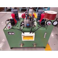 中实安全制动液压站冗余回路改造